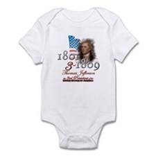 3rd President - Infant Bodysuit