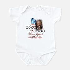 3rd President - Infant Bodysuit