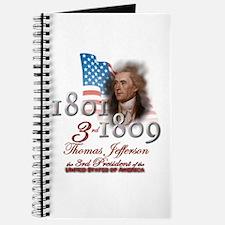 3rd President - Journal