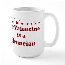 Bruneian Valentine Mug