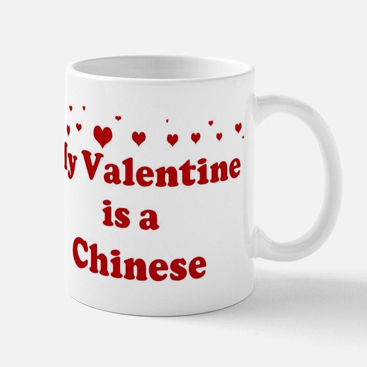 Chinese Valentine Mug