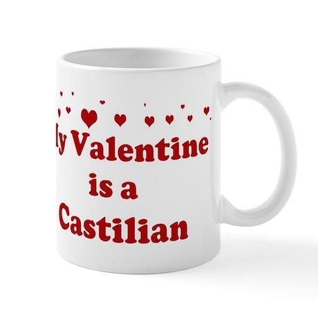 Castilian Valentine Mug