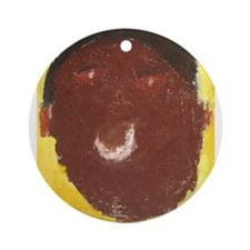 D'Angelo Iraheta Ornament (Round)