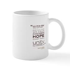 Inauguration Quote Mug