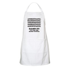 Use Henry BBQ Apron