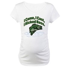 CAME, CAST, KICKED BASS Shirt