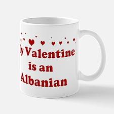 Albanian Valentine Mug