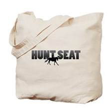 Hunt Seat Tote Bag