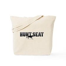 Hunt Seat Tote Bag