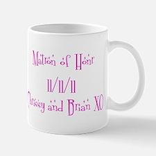 Matron of Honr 11/11/11 Ch Mug