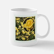 """English Rose """"Goldstar"""" Mug"""