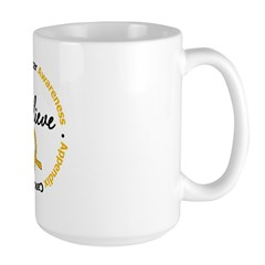 Appendix Cancer Believe Mug