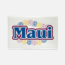 Hawaii - flowers Rectangle Magnet (10 pack)
