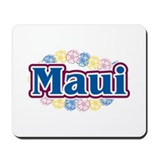 Hawaii - flowers Mousepad