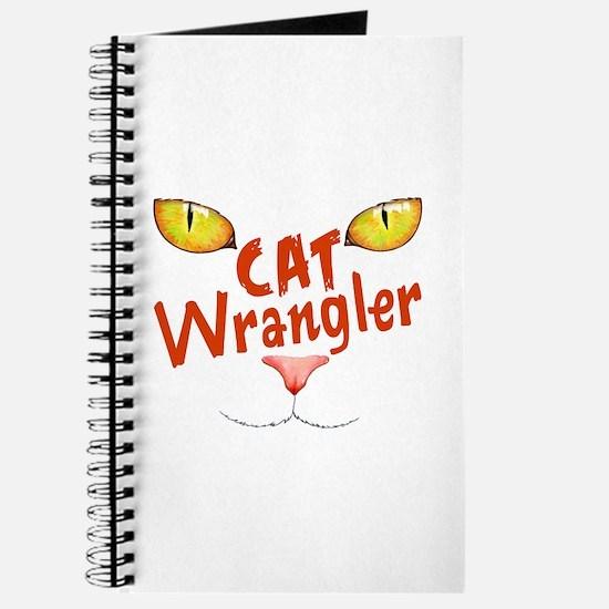 Cat Wrangler Journal