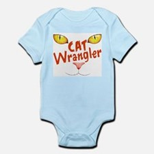 Cat Wrangler Infant Bodysuit