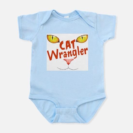 Cat Wrangler Infant Bodysuit