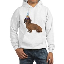 Dachshund Party Hoodie