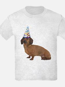 Dachshund Party T-Shirt