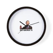 Go-Bama!!! Wall Clock
