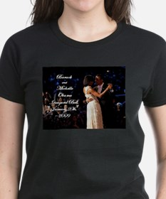 Obamas at the Inaugural Ball Tee