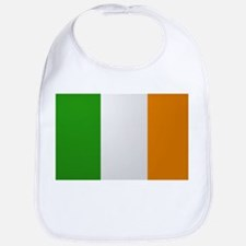Classic Irish Flag Bib