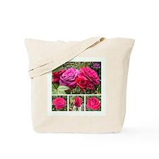 "English Rose ""Big Purple"" Tote Bag"
