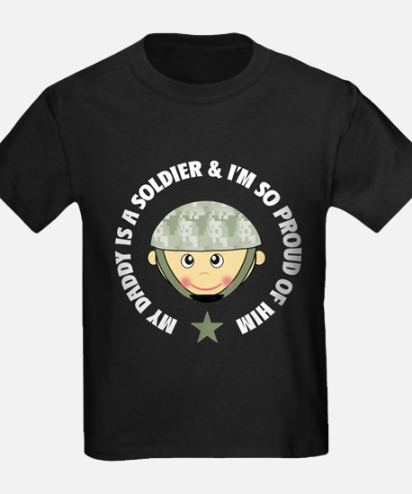 My Daddy is a Soldier T