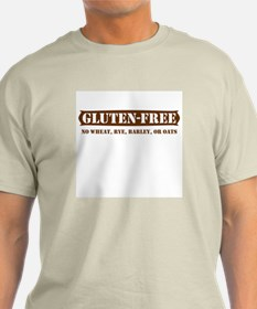 GLUTEN-FREE no wheat rye barl T-Shirt