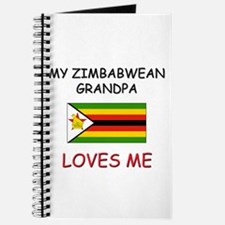 My Zimbabwean Grandpa Loves Me Journal