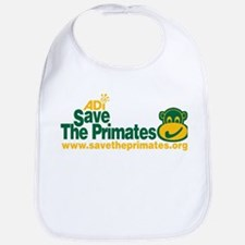 Cute Animal defenders Bib