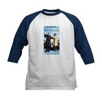Day of Change Front Page Kids Baseball Jersey