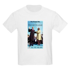 Day of Change Front Page T-Shirt