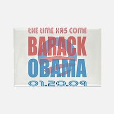 Obama Inauguration Rectangle Magnet