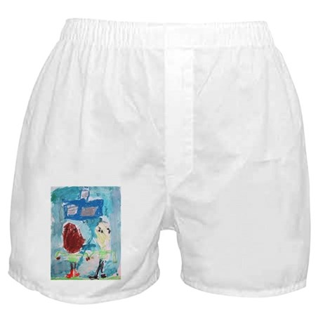 Jared MacDonald Boxer Shorts