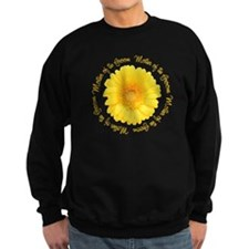 Daisy Mother of the Groom Sweatshirt