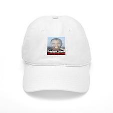 President Obama/Our Time Has Come Baseball Baseball Cap