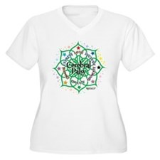 Cerebral Palsy Lotus T-Shirt