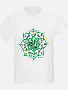 Cerebral Palsy Lotus T-Shirt