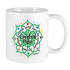 Cerebral Palsy Lotus Small Mug