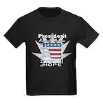 Obama Inaugural Kids Dark T-Shirt