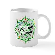 Kidney Cancer Lotus Mug