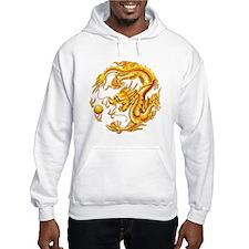 Golden Dragon Hoodie