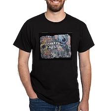 Cool Dragon skull T-Shirt
