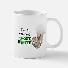 Weekend Ghost Hunter Mug
