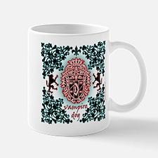 Vampire Dog Crest Mug
