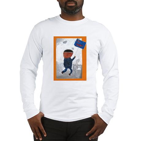 Terrance Roberts Long Sleeve T-Shirt