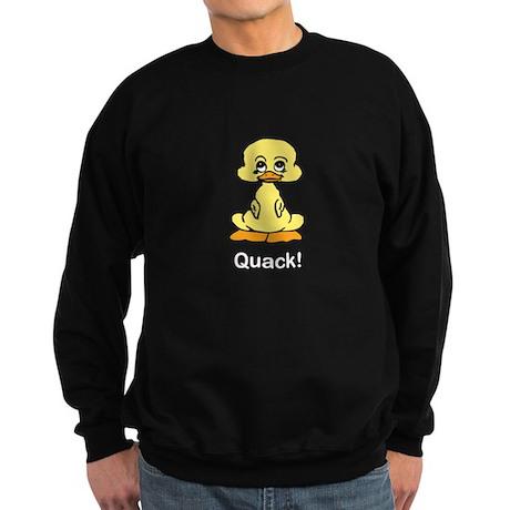 Quack Sweatshirt (dark)