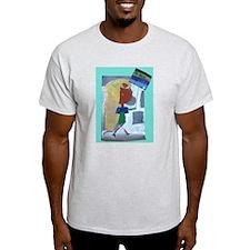 Kiera Richardson Ash Grey T-Shirt