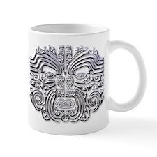 Maori Tattoo-silver Mug